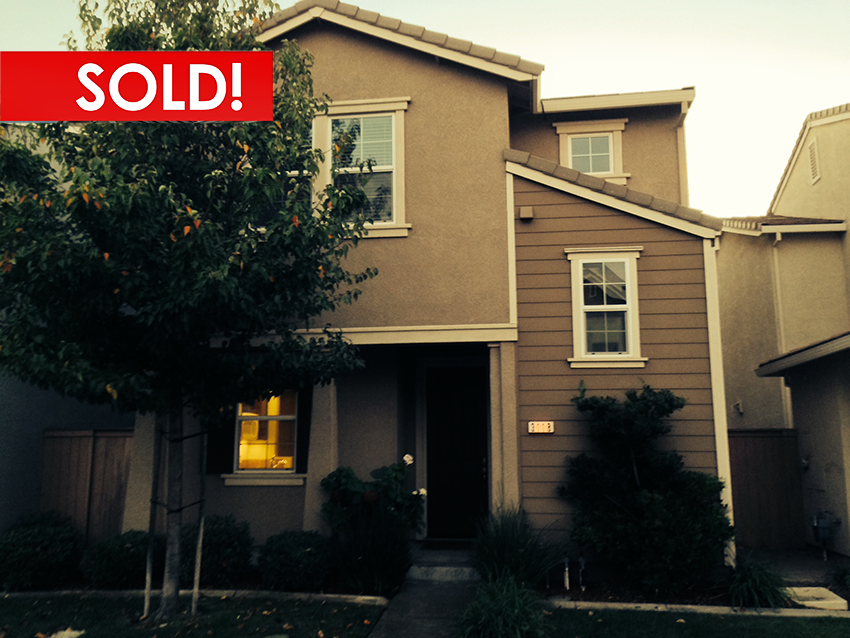 Rancho Cordova Sold Home - Wallen Realty